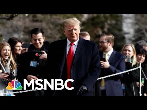 Let's Take An MRI To President Donald Trump's Finances, Says Congressman | Morning Joe | MSNBC