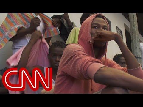 利比亞奴隸拍賣 維權人士:人盡皆知[影]