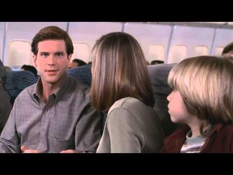 Liar, Liar. Airport scene. [HD]