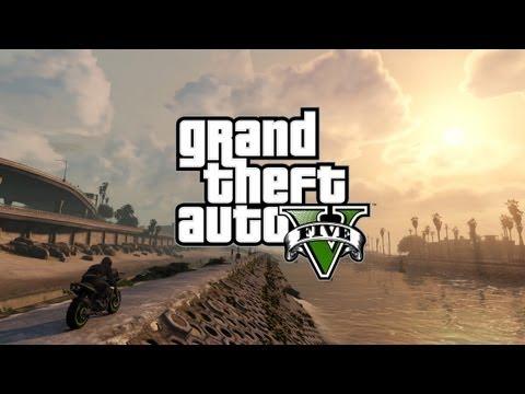 GTA 5: ¡Primer tráiler con gameplay! [Español – Trailer Oficial]