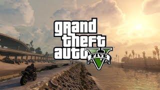 GTA 5:¡Primer Tráiler Con Gameplay! [Español - Trailer Oficial]