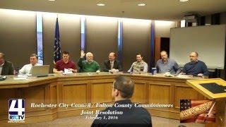 Historic Local Anti Meth Legislation