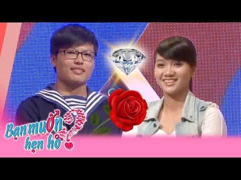 MC Quyền Linh & Cát Tường phải lòng người chơi - Bạn muốn hẹn hò 8 - Văn Tuấn & Thu Thanh