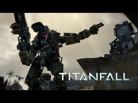 трейлер Titanfall