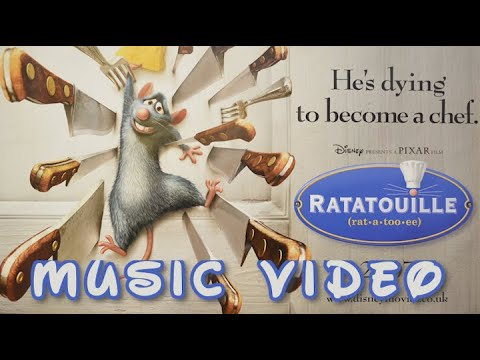 Ratatouille (2007) Music Video