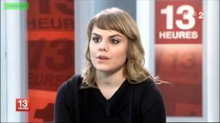 Coeur de Pirate - Adieu (Live Journal de France 2 le 06/12/11)