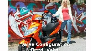 3. 2012 KYMCO People 50 Specs, Features