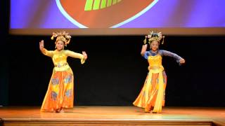 Nandak Ganjen Dance at ASEAN Cultural Night, 17-9-2014