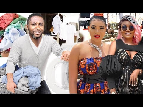 HOW D HANDSOME DRY CLEANER MET & MARRIED D RICH PRINCESS 11&12 Onny Michael/Chizzy Alichi 2021 Movie