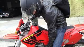 9. Honda XR 650R Supermoto