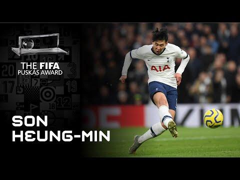 Son Heungmin Goal | FIFA Puskas Award 2020 Nominee