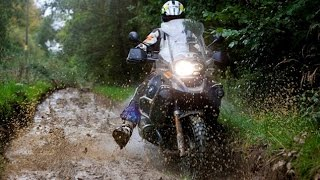 Dengkil Malaysia  city pictures gallery : [ADV] BMW R1200GSA (2014) Offroad - Trail in Dengkil, Malaysia