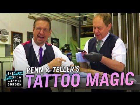 Penn & Teller: Tattoo Magic