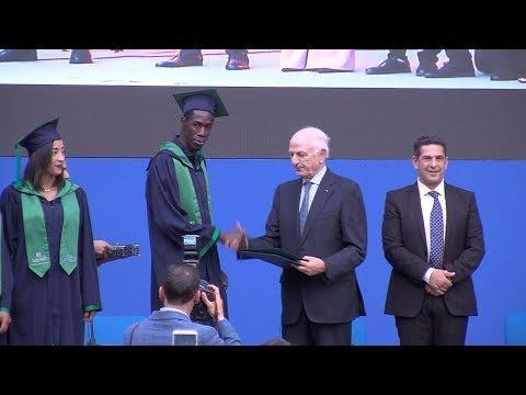 Fès : L'université Euromed fête ses lauréats