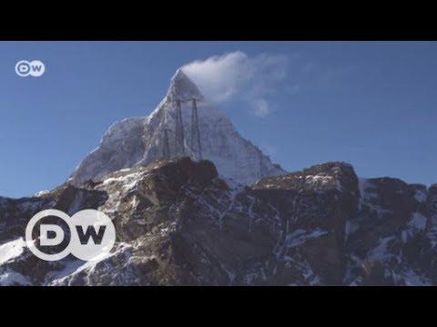 Schweiz: Matterhorn Glacier Ride - Seilbahn der Superlative | DW Deutsch