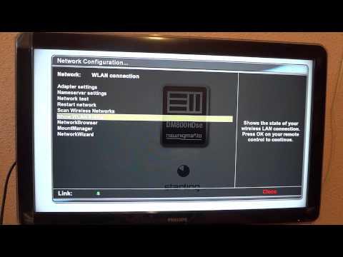Dreambox 800SE NewNigma2 3.3.2 + wi-fi stick settings