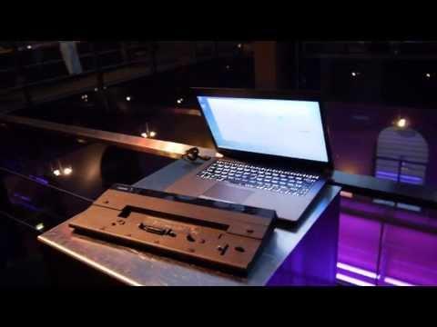 , title : 'Toshiba Hi-Speed Port Replicator III Dock Hands On'