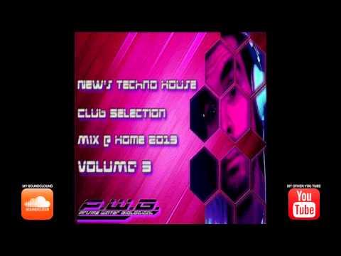 DJ P.W.B. - New Techno House Club Selection 2013 Mix Vol.3