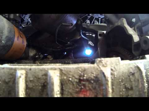 2006 Pontiac G6 V6 Starter Replacement