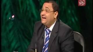 اسرار حلقة النقاب فى الاتجاه المعاكس ورد خالد الجندى 3