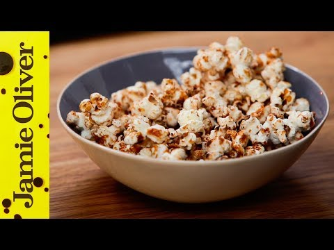 popcorn al caramello - come farli a casa!