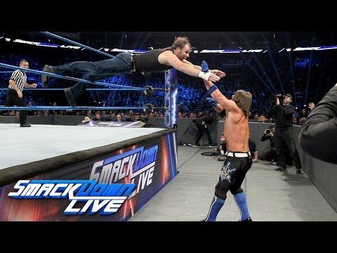 Download Dean Ambrose vs. AJ Styles - If Ambrose wins, he's No. 1 Contender: SmackDown LIVE, Nov. 1, 2016 HD Mp4 3GP Video and MP3
