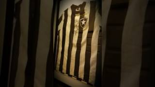 Starting a collection of signed jerseys from top world soccer players that played for Botafogo , Rio de Janeiro,  Brazil.