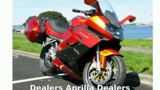 8. 2004 Aprilia RST 1000 Futura -  Features Transmission Dealers motorbike Specification