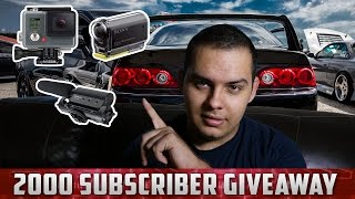 I'm finally back, just in time for the Holiday season! Thank you everyone for 2000 Subscribers, the winners will be chosen by a random number generator and contacted by Youtube message. To enter, just comment what car you would like to own in the next 5 years, and Subscribe to my Channel. Thanks for Watching.