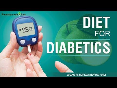 Diabetic diet - What is a Healthy, Balanced Diet for Diabetes?