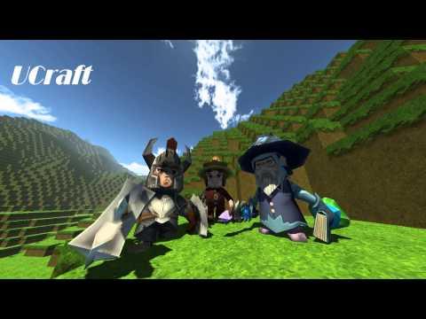 U Craft Wii U