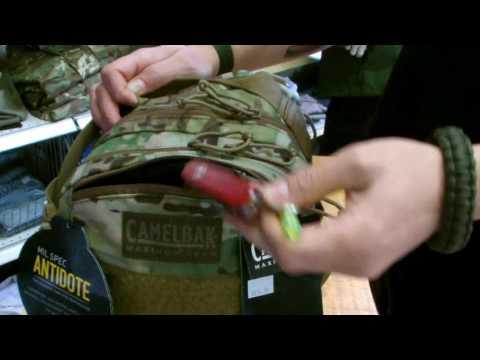 Camelbak Military Packs overview