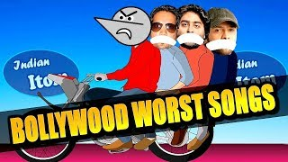 Video Bollywood Worst Song Lyrics | Indian Itom MP3, 3GP, MP4, WEBM, AVI, FLV Juni 2018