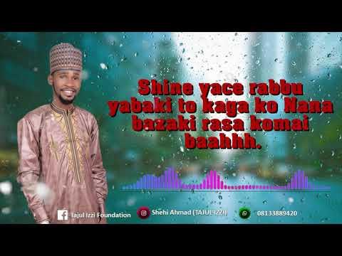ZAHRA MAMA( VIDEO LYRICS) by shehi Tajul Izzi