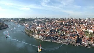 Red Bull Air Race no Porto - Prova