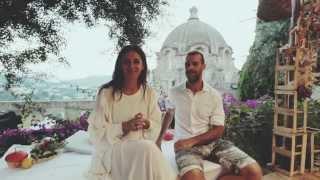 Nossa Miss V, Alexandra Farah, mostra em episódio especial da TV Vogue o cenário histórico de cair o queixo escolhido pelo casal curitibano Pedro Henrique Ca...