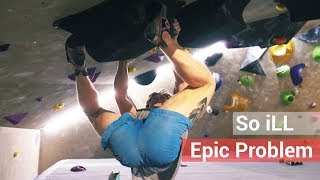 Creating A Masterpiece With Robban - So iLL - Nikken - Bouldering by Eric Karlsson Bouldering