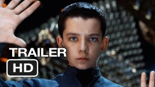 Ender S Game Official Trailer  1  2013    Harrison Ford Movie Hd