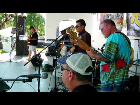 Rock the Park 2012  - The Natural Blend Band -