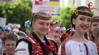 Урочисте відкриття «HlushenkovFolkfest» / Хмельницький