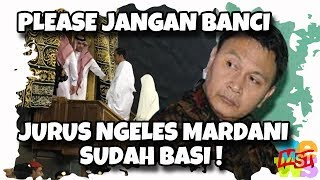Video Pak Mardani, Please Deh, Jangan Bersikap Bancai… Jurus Ngeles Anda Basi! MP3, 3GP, MP4, WEBM, AVI, FLV April 2019