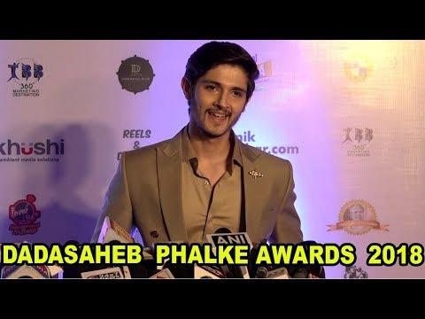 Ex Bigg Boss Contestant Rohan Mehra At Dadasaheb Phalke Excellence Award 2018