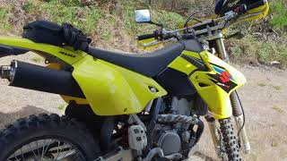 8. 1st Day out on my new Suzuki DRZ400E