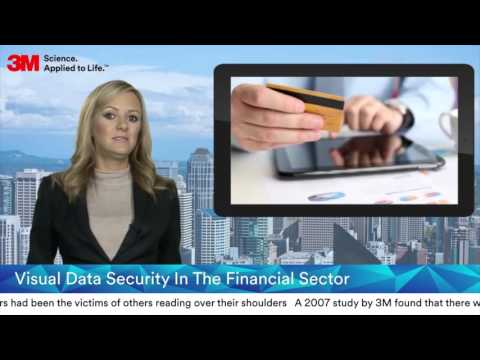 Visual Data Security In The Financial Sector - Part 2
