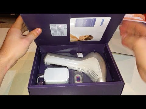 Hands-on: Unboxing Philips Lumea Precision Plus SC2003/11 - IPL Hair Removal System