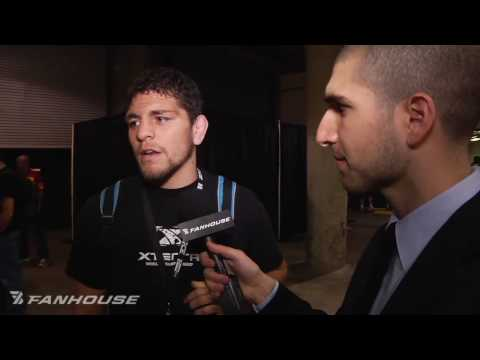 Nick Diaz talks Upcoming Fight in Dream and Possible GSP FightI Dont Think HesGSP Down to Fight