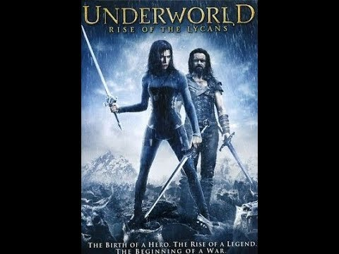Opening To Underworld:Rise Of The Lycans 2009 DVD