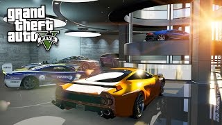 "GTA 5 NEW DLC ""GTA Online: Import/Export Update"" showcase showing all of the new cars, supercars, weapons, clothes and ..."