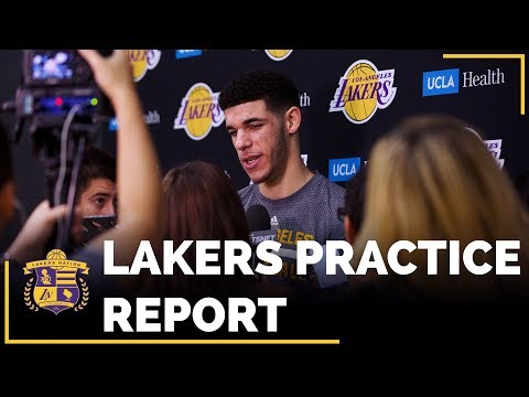 Video: Lonzo Ball, LeBron James & Their Ridiculously Creepy Triple-Double Statistic