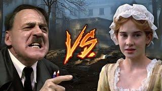 Hitler vs. Merriman (Worst Death Scene parody)